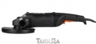 Угловая шлифмашина (болгарка) Дніпро-М GL-230 2