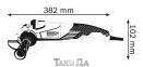 Угловая шлифмашина BOSCH GWS 15-150 CIH 0