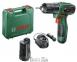 Аккумуляторный шуруповерт Bosch EasyDrill 12-2 (2 акк.) 0