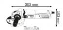 Угловая шлифмашина BOSCH GWS 11-125 0