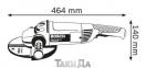 Угловая шлифмашина BOSCH GWS 24-230 JH 0