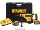 Перфоратор аккумуляторный бесщёточный DeWALT DCH614X2 1
