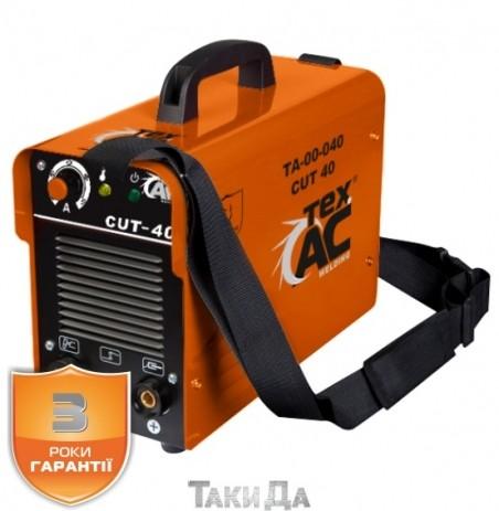 Аппарат плазменой резки ТехАС CUT 40 ТА-00-040
