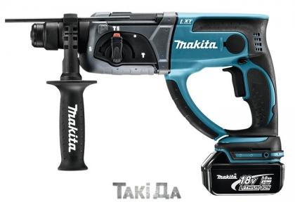 Перфоратор аккумуляторный Makita DHR202RX4
