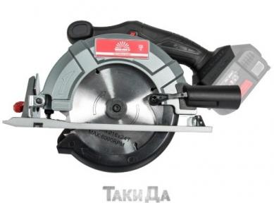 Пила циркулярная аккумуляторная Vitals Professional ARg 18165Pa BS