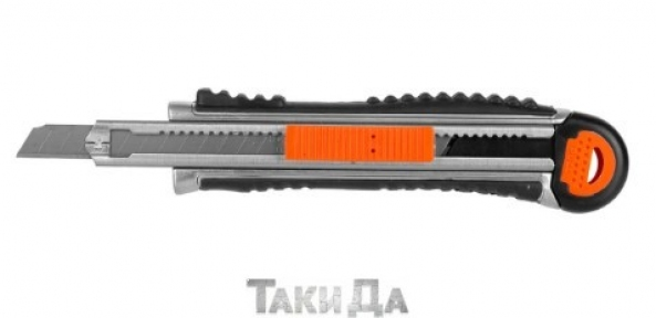 Нож сегментный Дніпро-М 07G - D2, 9 мм металл