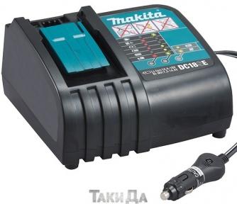 Зарядное устройство Makita LXT DC18SE автомобльное