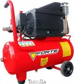 Компрессор воздушный поршневой Forte NC 24-10