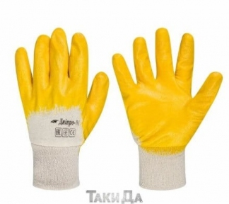 Перчатки нитриловые Дніпро-М