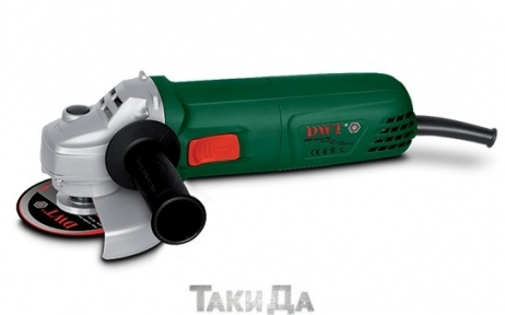 Угловая шлифмашина (болгарка) DWT WS08-125 R