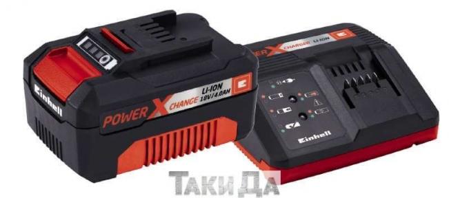 Энергоблок Einhell 18V 4,0Ah PXC Starter Kit