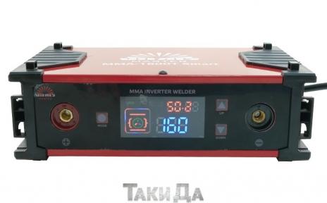 Сварочный инвертор Vitals Master MMA-1600Tk Smart