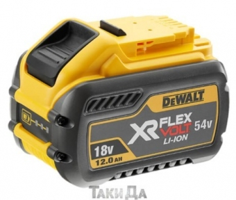 Аккумулятор DeWALT DCB548 XR FLEXVOLT