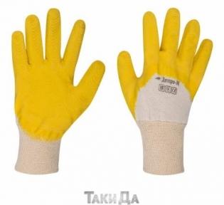 Перчатки от механических повреждений Дніпро-М Worker