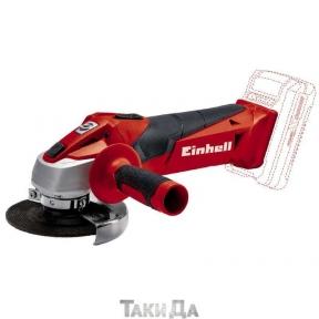 Болгарка аккумуляторная Einhell TC-AG 18/115 Li Solo