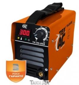 Сварочный инвертор ТехАС ММА 300 (дисплей)