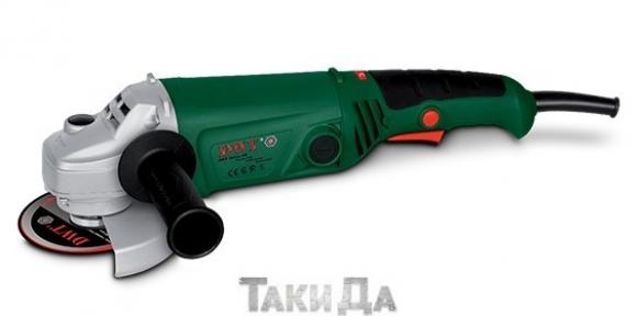 Угловая шлифмашина (болгарка) DWT WS10-125TV
