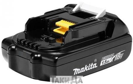 Аккумулятор Makita LXT BL1815N (18 В, 1,5 Ач)
