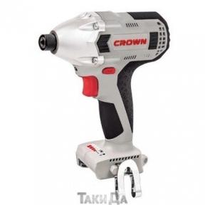Ударный аккумуляторный винтоверт CROWN CT22021HX