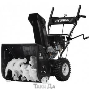Снегоуборочная машина Hyundai S 5555