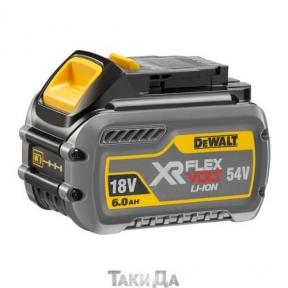 Аккумулятор DeWALT DCB546 XR FLEXVOLT
