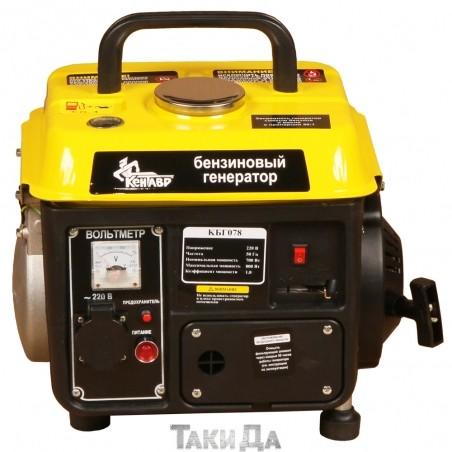 Генератор бензиновый Кентавр КБГ-078