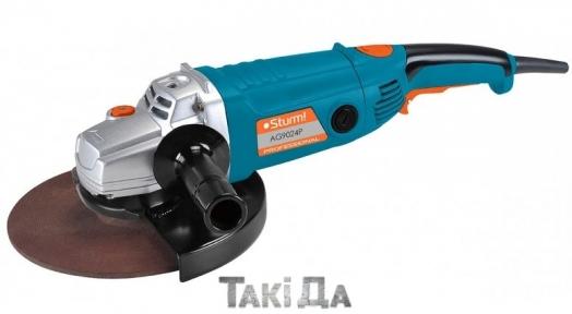 Угловая шлифмашина (болгарка) Sturm AG9024P