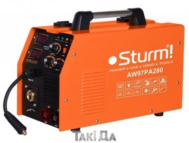 Сварочный полуавтомат инверторный Sturm AW97PA280