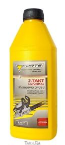 Масло моторное 2-Т FORTE (1 л)