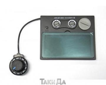 Фільтр автозатемн. до маски зварювальника Dnipro-M, WF-400LD