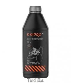 Масло компрессорное Дніпро-М 1л