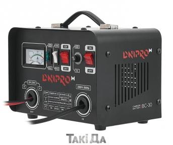 Зарядний пристрій Dnipro-M BC-30