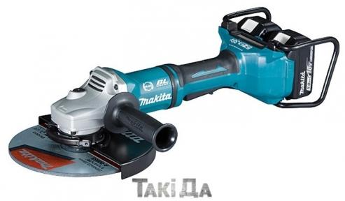 Угловая шлифмашина (болгарка) аккумуляторная Makita DGA900PT2