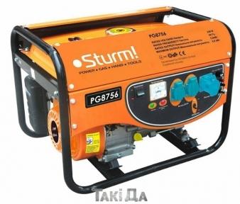 Генератор бензиновый Sturm PG8756