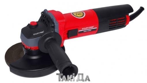 Угловая шлифмашина (болгарка) START PRO SAG-1300F