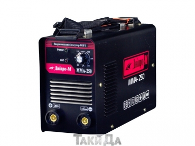 Сварочный инвертор Дніпро-М ММА-250B