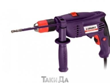 Sparky Инструментальный набор ВК 3 BUR 131Е, патрон,доп,рукоятка,огранич глубины, 5 сверл