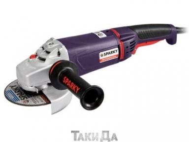 Sparky УШМ MB1300PA (ручка AVR)d-150мм, 1300Вт 9500об/мин плавный пуск