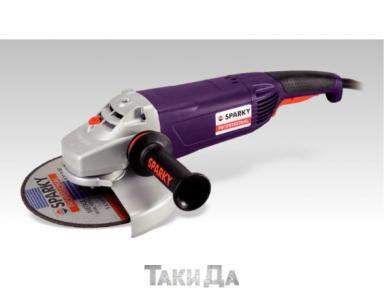 Sparky УШМ MBA2200P(ручка AVR)d-230мм,6600об/мин повільний пуск(защита вкл.викл)