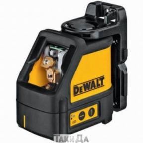 Лазер,самовырав.(горизонт+вертикаль) DeWALT DW088K