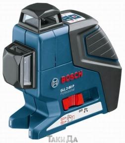 Нивелир лазерный BOSCH GLL 2-80 P