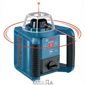 Уровень лазерный ротационный BOSCH GRL 300 HV+ LR1+ RC1