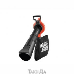 Садовый пылесос, Black&Decker GW2810