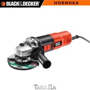 Угловая шлифмаш Black&Decker KG901