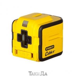 Построитель плоскостей лазерный Stanley STHT1-77340 Cubix
