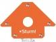 Магнитный угольник для сварки Sturm AWM-25